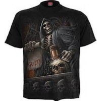 Tee shirt Judge Reaper