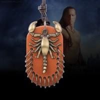 Collier scorpion