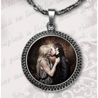 Collier Once upon a time Emma et Crochet