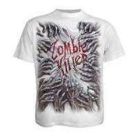 Tee shirt Zombie killer