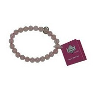 Bracelet Miracle Charms Quartz rose