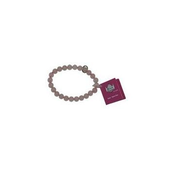 Bracelet Miracle Quartz rose