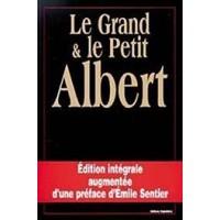 Le grand & le petit Albert