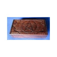 Boîte avec Pentagramme GM