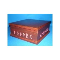 Coffret alphabet Rune
