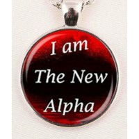 Collier i am the new alpha