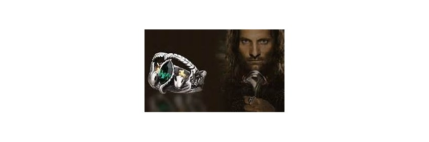 Bijoux Seigneurs des anneaux et le Hobbit