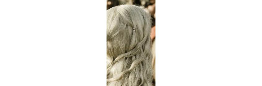 Perles cheveux