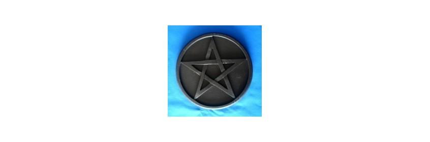 Pentagrammes d'autel